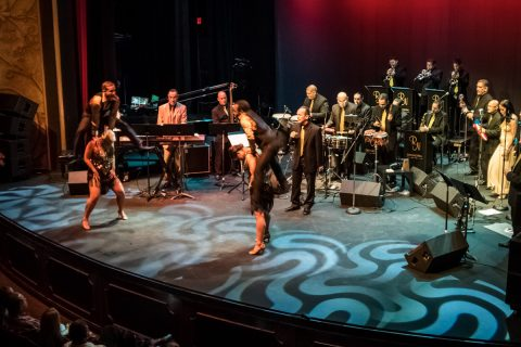 Live Latin Jazz & Mambo Show At The Lyric Theater