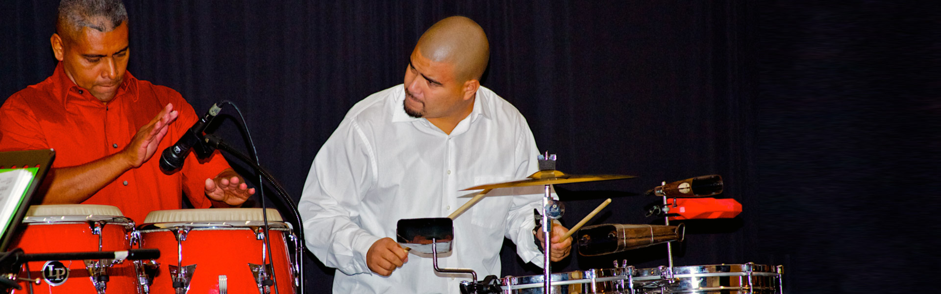 Auditions for Latin Jazz big band