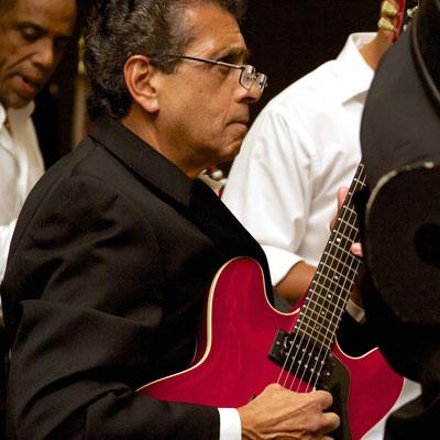 Maurice Sedacca - Guitarist