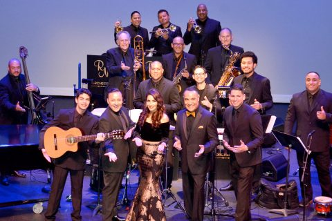 Mucho Mambo Show At The LyricTheater