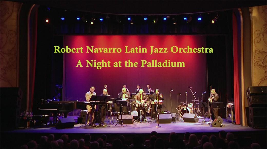 Mambo Birdland - At Night At The Palladium Show