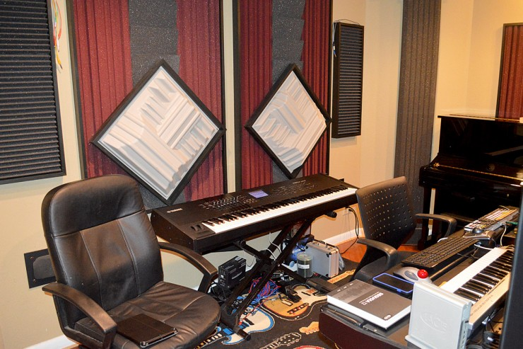 SoundTestament :: St. Lucie's Best Music Recording Studio