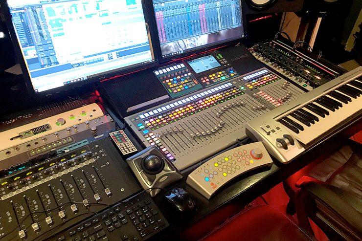 Sound Testament Recording Studio in Port St. Lucie, FL